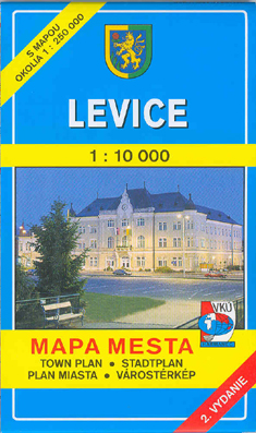MM Levice 1:10 000