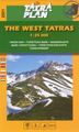 TM 2501 The West Tatras 1:25 000 - GB
